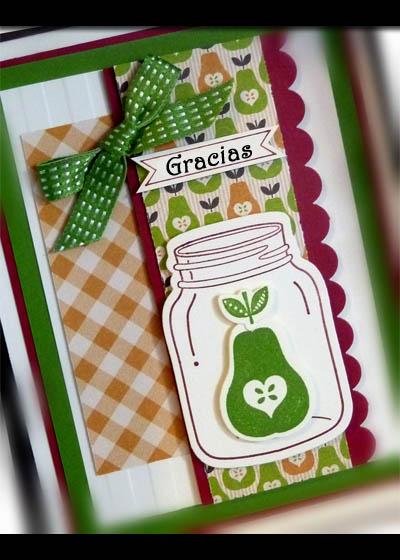Tarjetas con materiales reciclados - Cocinas hechas a mano ...