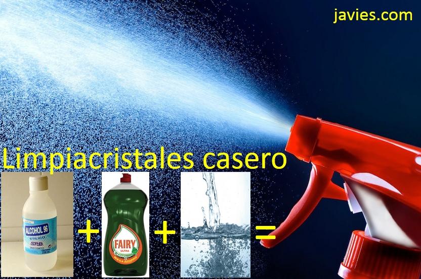 El mejor limpiacristales casero - Limpia cristales casero ...