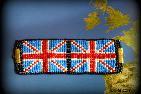Pulsera Inglaterra - UK Bracelet