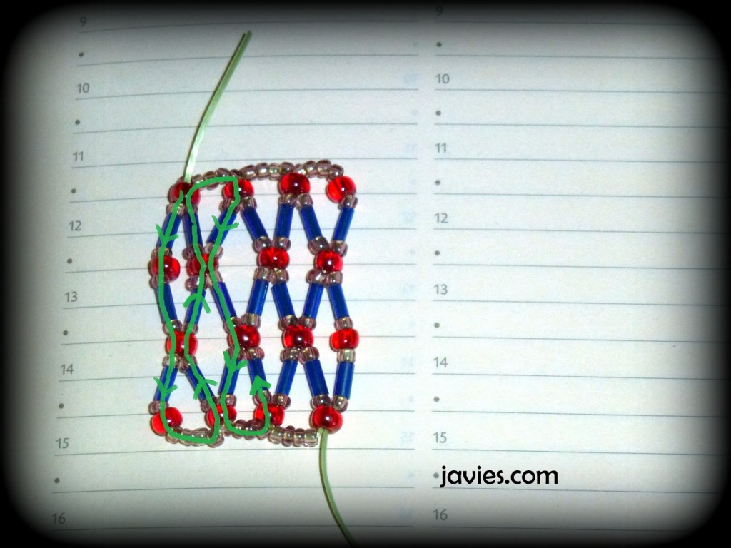 Esquema pulsera red