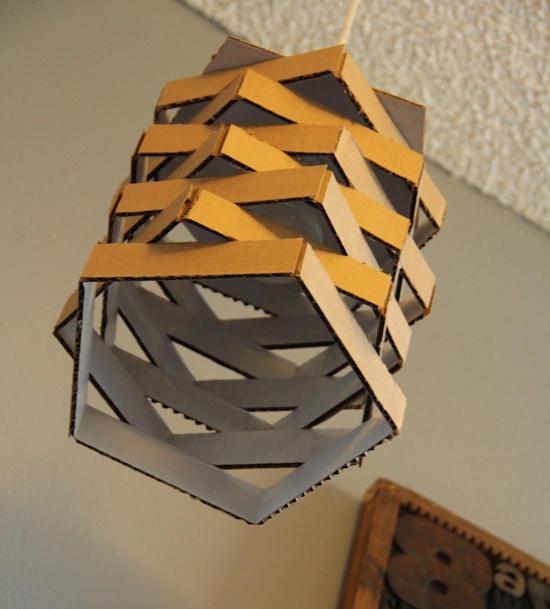 manualidades con carton Javiescom