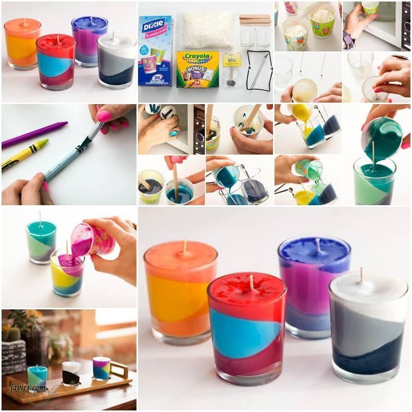vasos-velas-de-colores