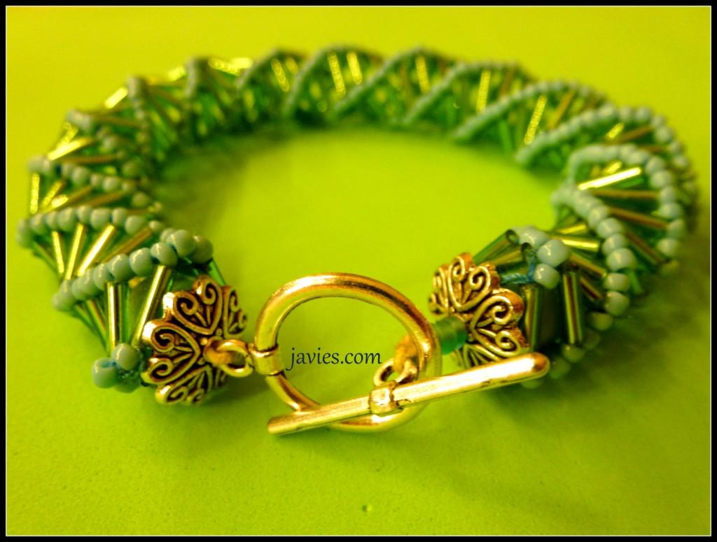 russian spiral bracelet bugle