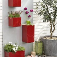 Idea decoración balcón