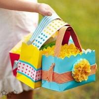 Bolsas para Semana Santa a mano