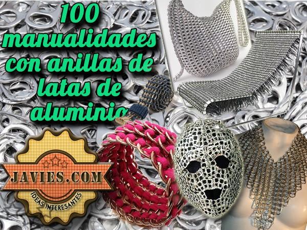 100 manualidades con anillas