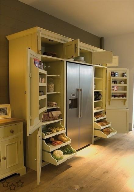 Organizar la cocina for Muebles de esquina para cocina