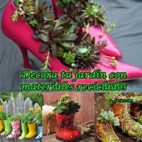 decorar el jardin