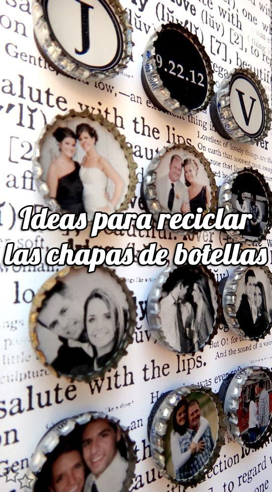 ideas-para-reciclar-chapas-de-botellas