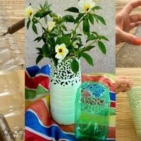 manualidades con botellas de plastico 5