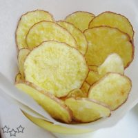 chips microondas