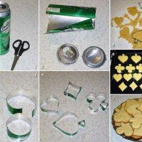 Como hacer un cortapastas casero