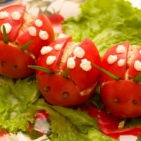 funny stuffed tomatoes