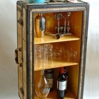 Minibar reciclado