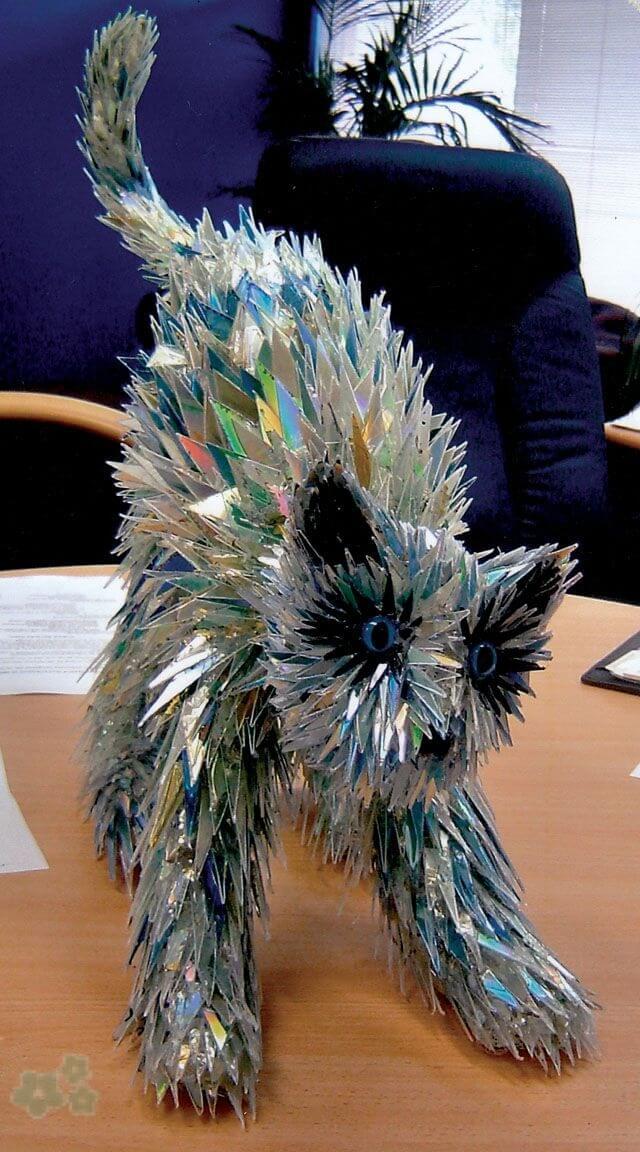 Cd reciclados 1 for Cd reciclados decoracion