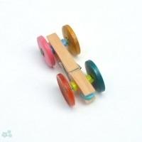 manualidades con pinzas de madera 11