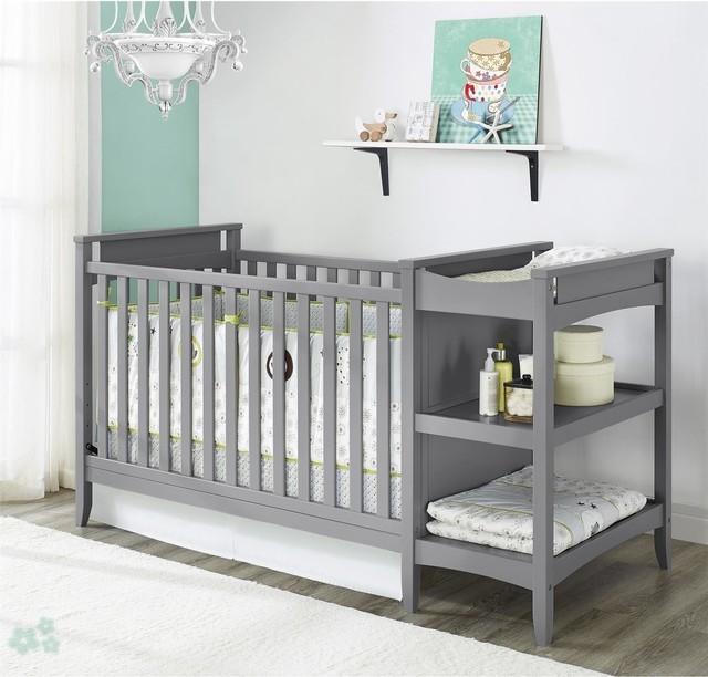 Prepara habitación del bebe