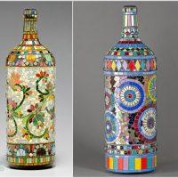 decorar con botellas
