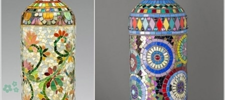 Manualidades con materiales reciclados for Reciclaje manualidades decoracion