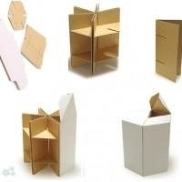 muebles reciclados de carton 14