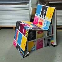 muebles reciclados de carton 19