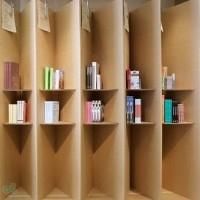 muebles reciclados de carton 27