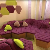 muebles reciclados de carton 28