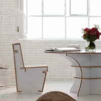 muebles reciclados de carton 29