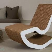 muebles reciclados de carton 4